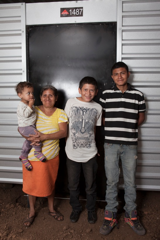 Pedrina Rivas, Francisco, Miguel & Elmer